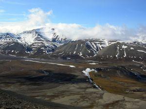 DeGeerdalen, Spitsbergen
