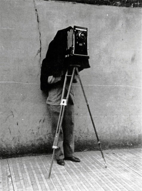peter seker walker evans 1935-36