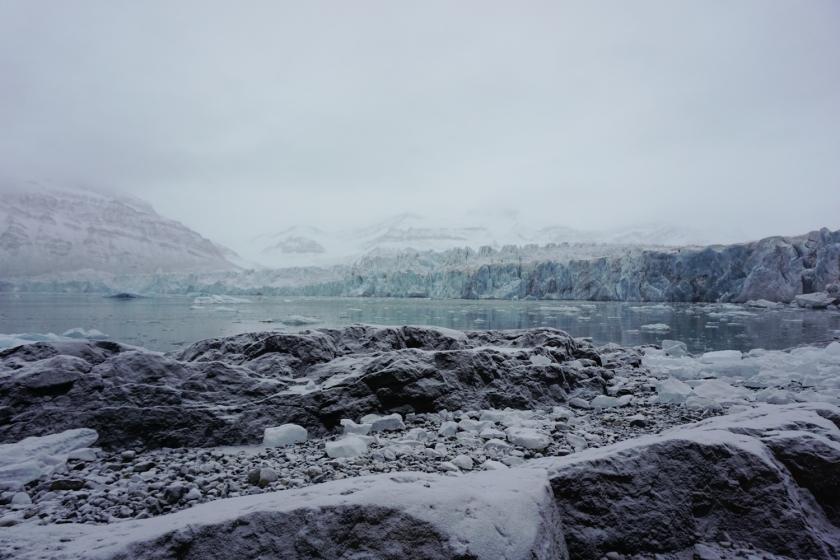 Isfjord 2 Sveabreen18
